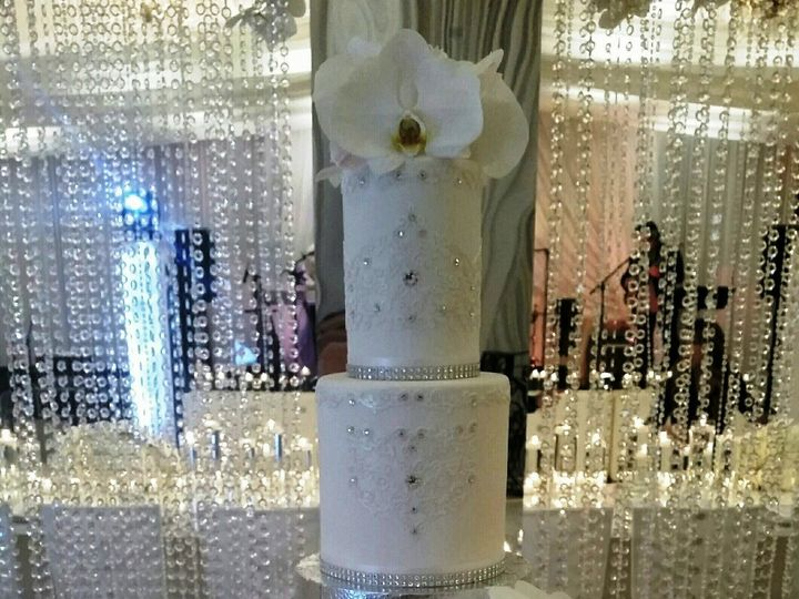 Tmx 1447825493844 Jane Xiao Richmond, TX wedding cake