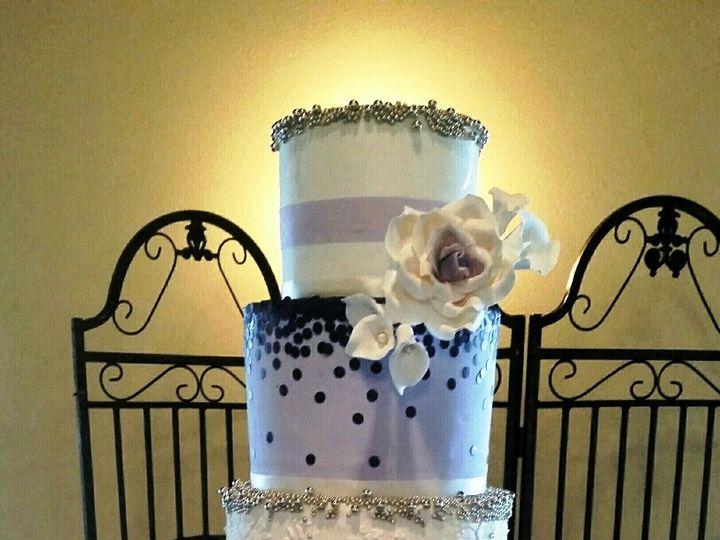 Tmx 1447825687582 Courtney Kato Richmond, TX wedding cake