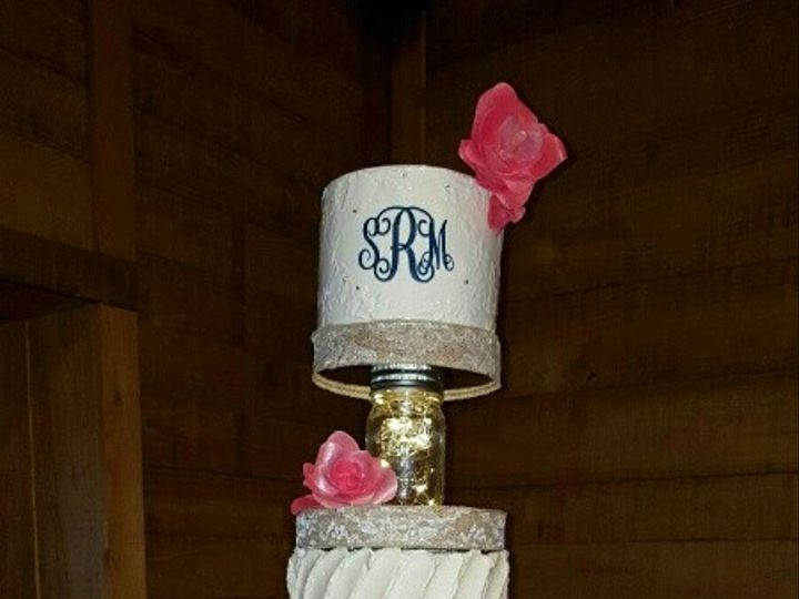 Tmx 1462332808397 Mason Jar Wedding Cake Stephanie Richmond, TX wedding cake