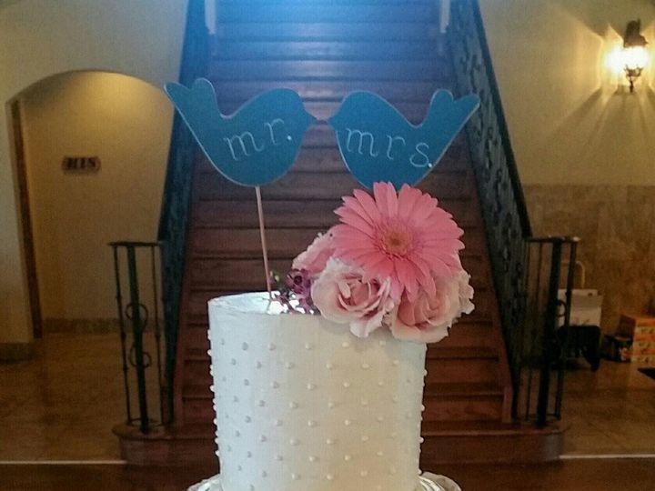 Tmx 1473138397930 Tom  Shelley Ps White Birch Tree Richmond, TX wedding cake