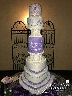 Tmx 1473138582367 Heart Shaped Wedding Cake Richmond, TX wedding cake