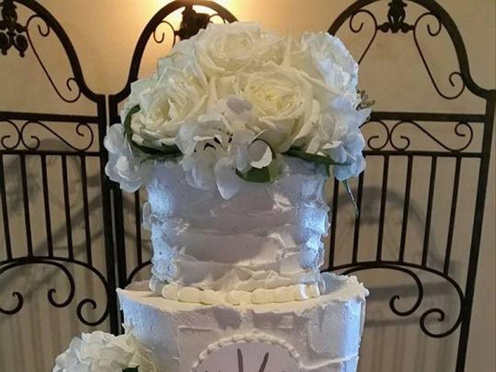 Tmx 1485314656449 Hailey  Miles Bc Wedding Cake Richmond, TX wedding cake