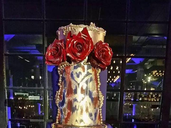 Tmx 1485314685813 Kemi Wedding Cake Richmond, TX wedding cake