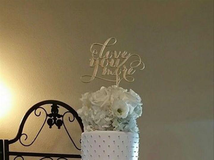 Tmx 1485314754879 Sarah  Gilbert Wedding Cake Richmond, TX wedding cake