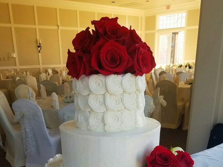 Tmx 1489640109006 Jills Wedding Cake Richmond, TX wedding cake