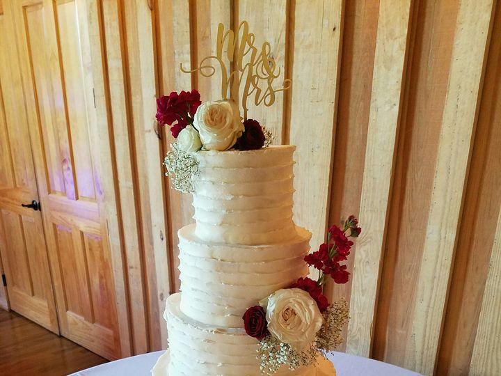 Tmx 1507780332227 Amanda Lighter Wedding Cake Richmond, TX wedding cake