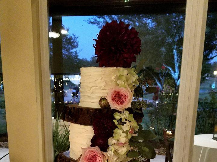 Tmx 1508217460377 Tree Slice Wedding Cake Richmond, TX wedding cake