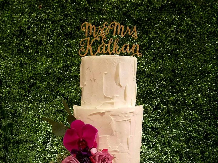 Tmx 1512018150719 Ashley Spackle Butter Cream Wedding Cake Richmond, TX wedding cake