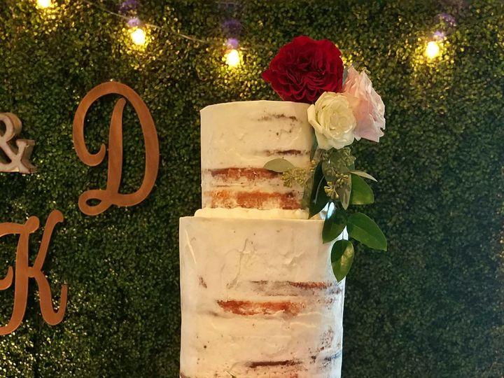 Tmx 1516765991 8ac06a4b881e2cdf 1516765989 9c773d9e08b0072a 1516765944944 1 Naked Wedding Cake Richmond, TX wedding cake