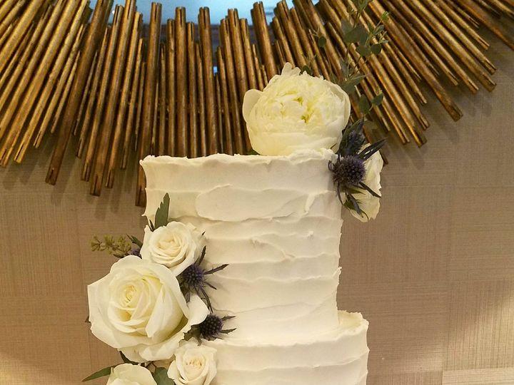 Tmx 1517956077 29835f8cbe93af55 1517956075 A8cf4ab0373d3d9b 1517956068362 1 Aimee Butter Cream Richmond, TX wedding cake