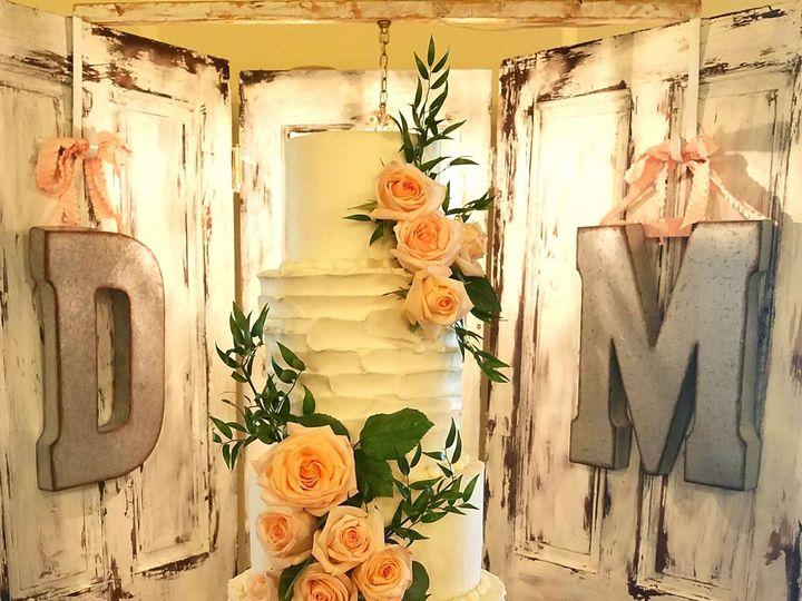 Tmx 1531255534 C23a2827daaa7de0 1531255532 7671027f0f62537b 1531255528578 1 MelanieHamDanielBe Richmond, TX wedding cake