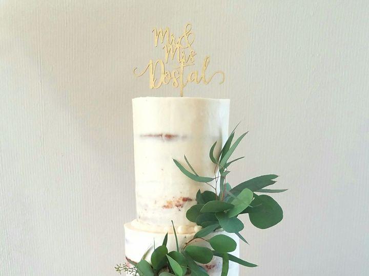 Tmx 1533870224 Ef1e5c1461e00d01 1533870222 4ee4d7b17f39fcbb 1533870217041 1 Kaitlyn Naked Wedd Richmond, TX wedding cake