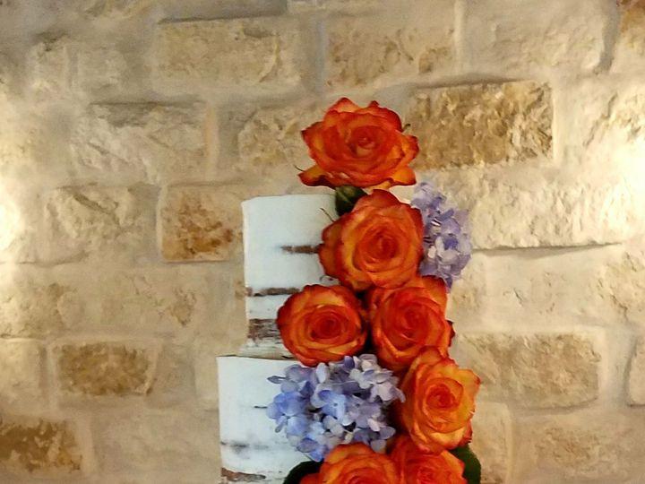Tmx 1534288931 A27566e7fb355d82 1534288930 768492e8ac2800b1 1534288925928 1 Elizabeth Martin S Richmond, TX wedding cake