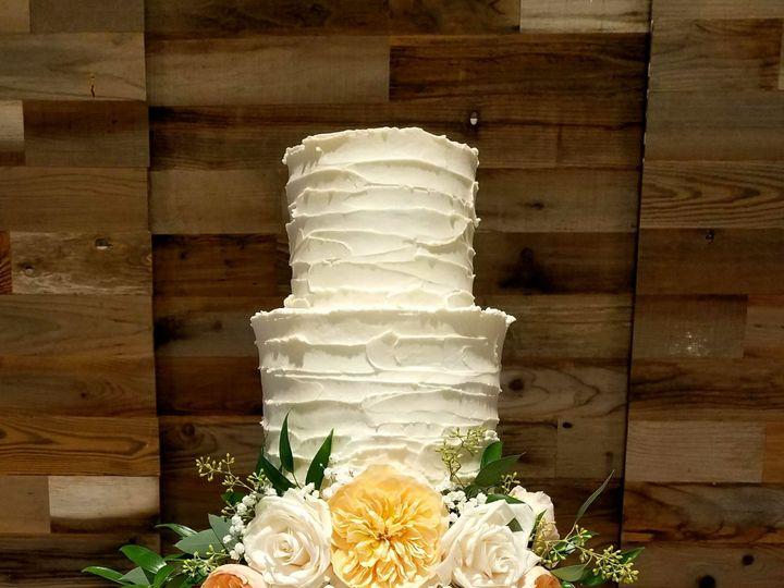 Tmx 1536187656 02490ca31ead3e16 1536187653 8e7fd040ff5692a6 1536187635974 2 Joan Zhang Wedding Richmond, TX wedding cake
