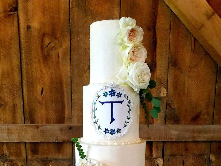 Tmx Butter Cream Double Barrel Wedding Cake 51 692602 1557445620 Richmond, TX wedding cake