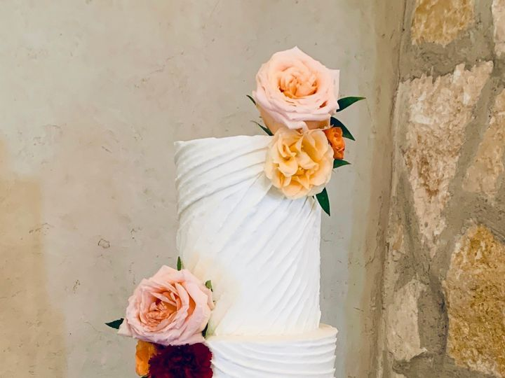Tmx Buttercream Design Wedding Cake 51 692602 157652347242723 Richmond, TX wedding cake