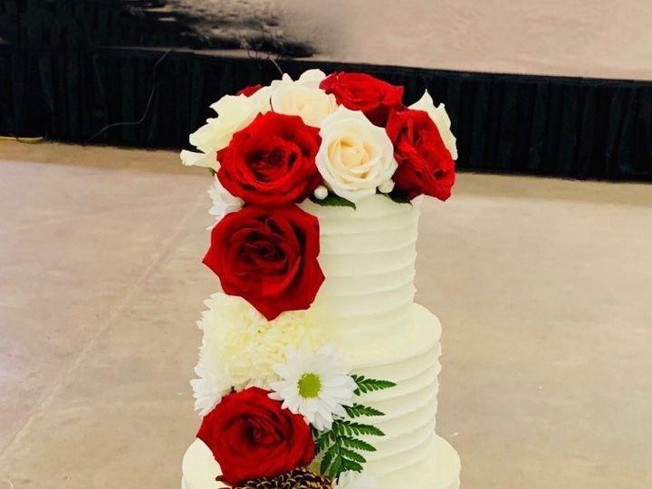 Tmx Buttercream Florals 51 692602 160406962523284 Richmond, TX wedding cake
