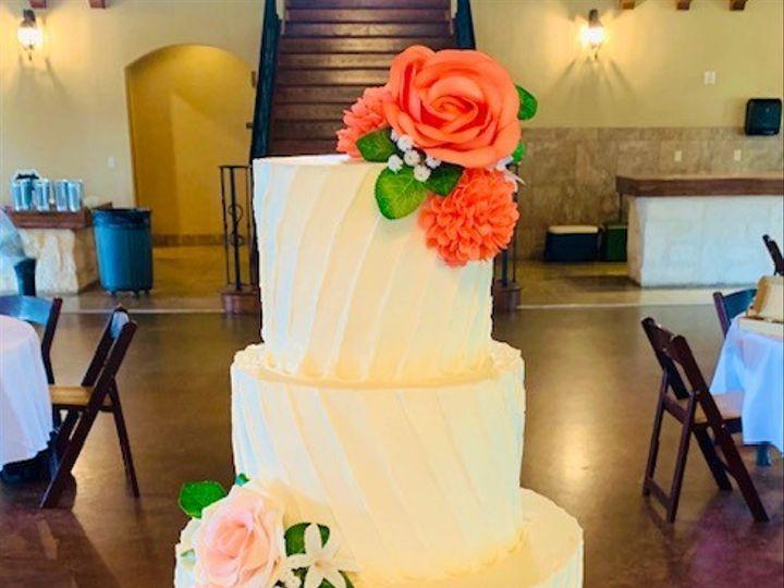 Tmx Lauraben052520 51 692602 159259823498583 Richmond, TX wedding cake