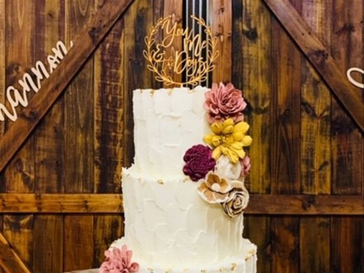 Tmx Spackle Texture 51 692602 160406965736208 Richmond, TX wedding cake