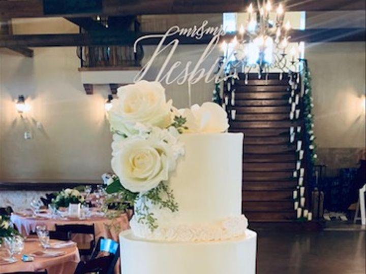 Tmx Springs 51 692602 160772722144736 Richmond, TX wedding cake
