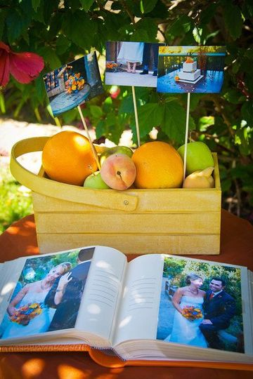just a bunch of oranges. Photo Credit: Brittany Irvine Photography