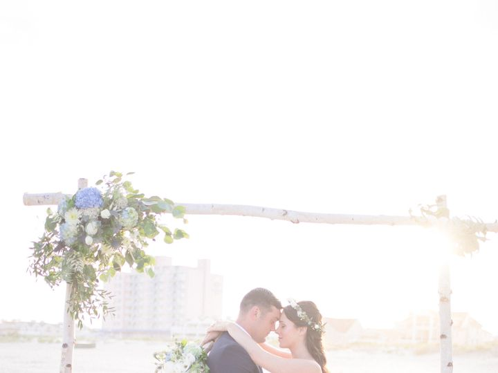 Tmx 1478885459891 Beachstyled202 Audubon, New Jersey wedding florist