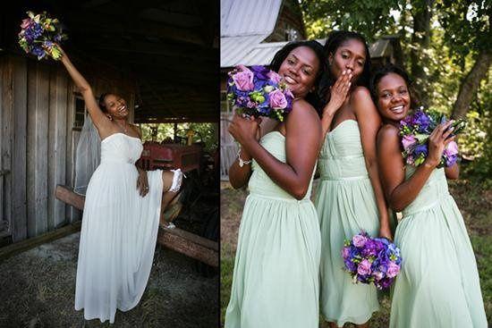 bride girls