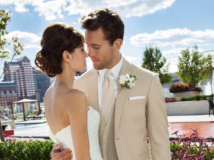 Tmx 1388724121762 3piecetan Havan Sacramento, CA wedding dress