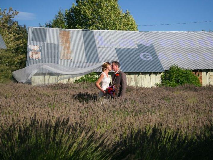 Lavender Ridge wedding