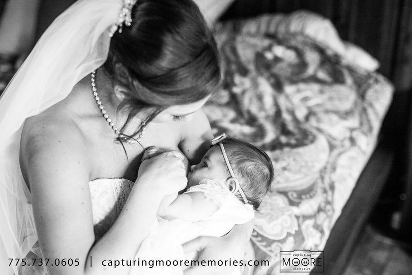 Special Bride Moment