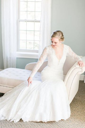 Becca in Allure Bridals