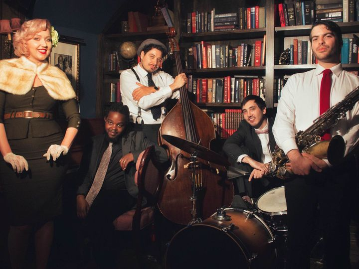 Tmx 1481071822520 Ohlala Small Group Brooklyn, NY wedding band