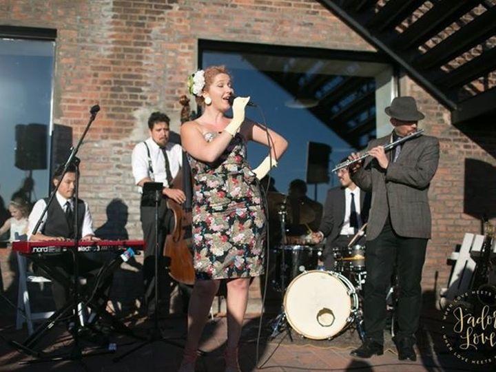 Tmx 1510079211707 Ohlala Live Liberty House Brooklyn, NY wedding band