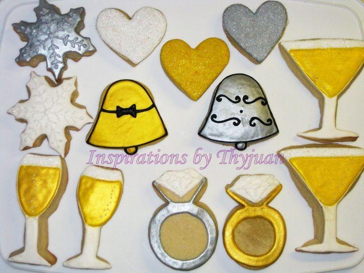 Tmx 1340936207401 EngagementCookies1 Bridgeport wedding favor