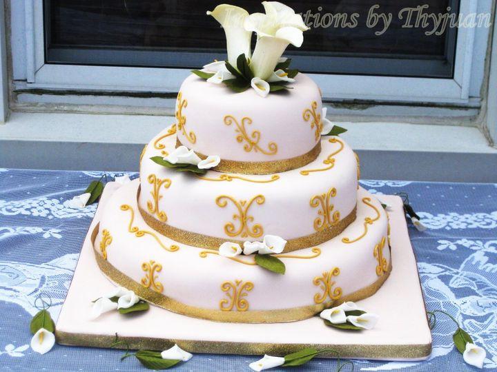 Tmx 1340936506603 WeddingCake9 Bridgeport wedding favor