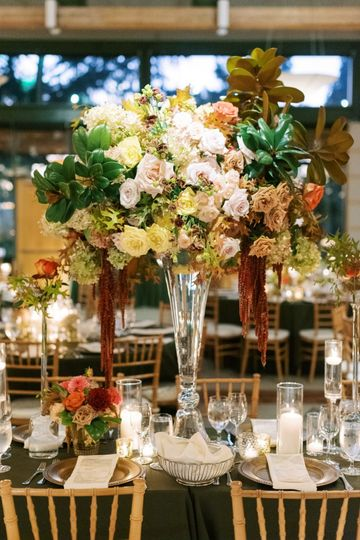 Oversized Wedding Centerpiece