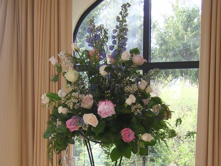 Tmx 1383937234036 2009gardensweddingsthopson 04 Upper Black Eddy, PA wedding florist