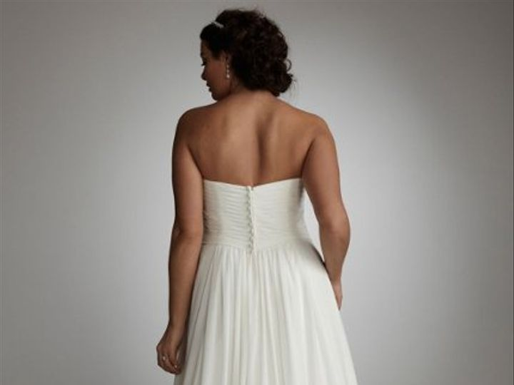 Tmx 1338478646959 ChiffonSoftALinewithBeadedEmpireWaistStyle9WG312801 Branford wedding dress