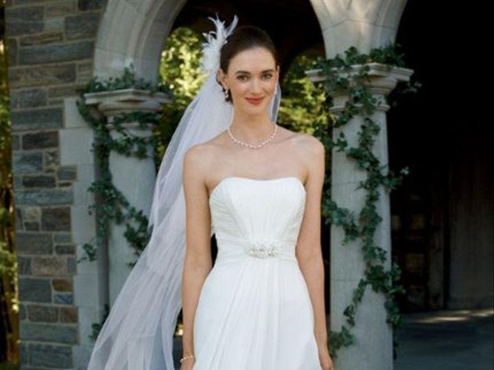 Tmx 1338478649801 ChiffonSoftALinewithBeadedEmpireWaistStyleWG3128 Branford wedding dress