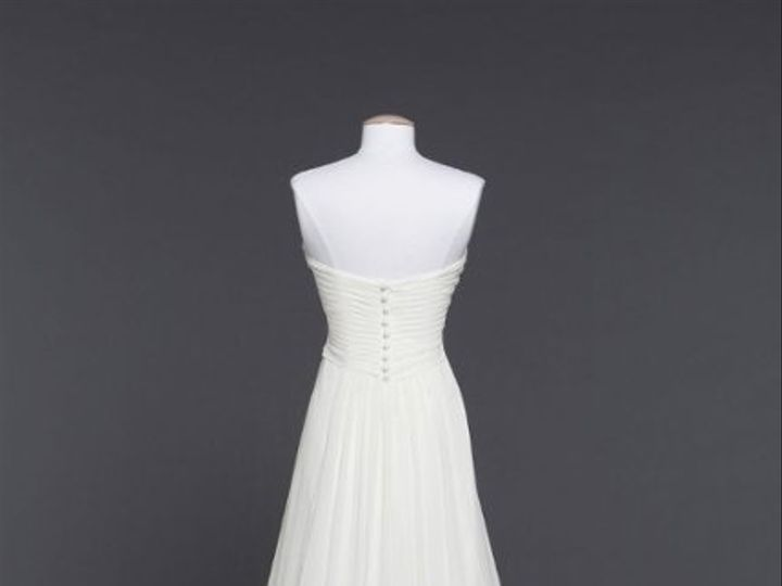 Tmx 1338478652057 ChiffonSoftALinewithBeadedEmpireWaistStyleWG312801 Branford wedding dress