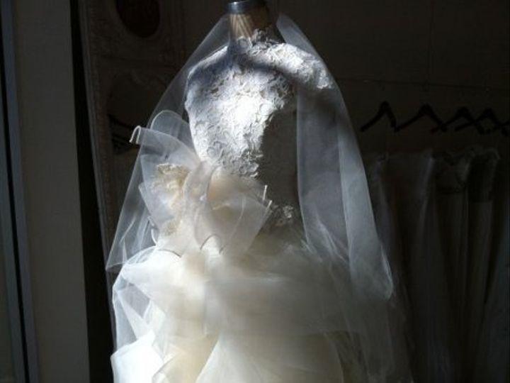 Tmx 1338478685305 HighneckCapsleeveWeddingDressesSpring2012Henriette03 Branford wedding dress