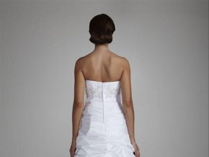 Tmx 1338478775573 StraplessTaffetaWeddingDresseswithPickUpSwirlSkirtStyleWG339701 Branford wedding dress