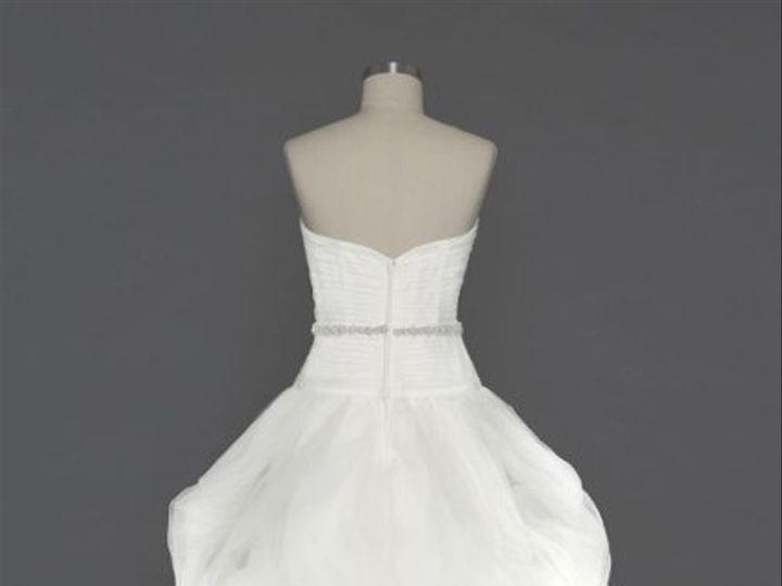 Tmx 1338478786934 TulleBallGownwithPickUpSkirtStyleCWG43501 Branford wedding dress