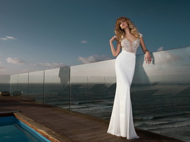 Tmx 1435702854253 919  1 Erin Gown Seattle wedding dress