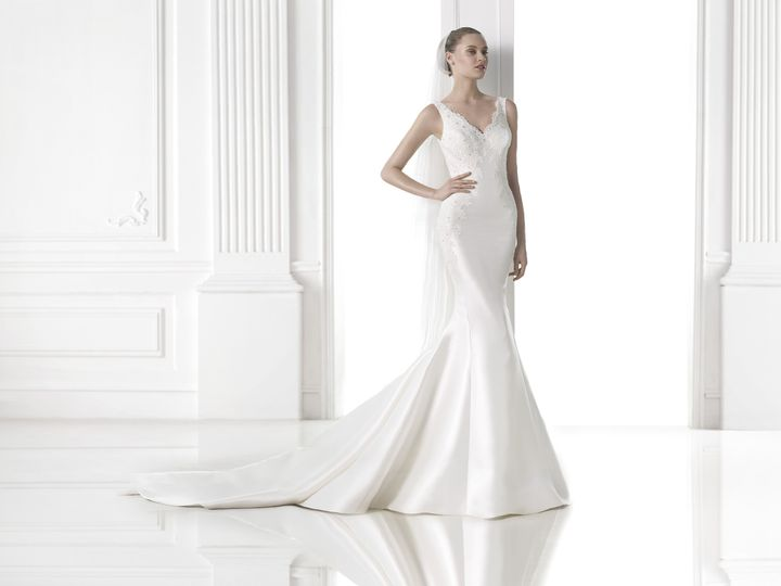 Tmx 1435703226505 Bridal Pnvs Madrid 11700a Seattle wedding dress