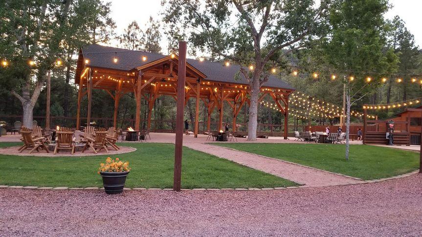 Rustic Romantic Forest Wedding