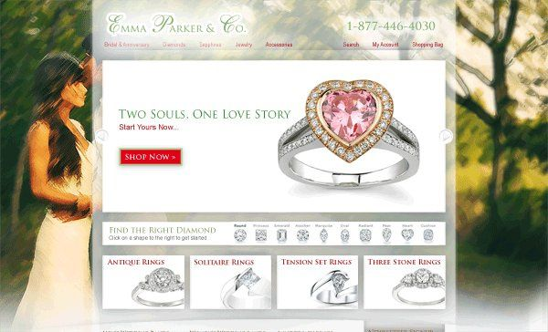Tmx 1335810314645 Emmaparkerweddingwire Lynnwood wedding jewelry