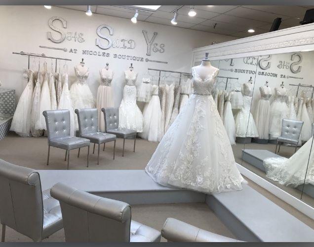 Tmx 1522636374 61b7c2c021dda25d 1522636374 0f5b8bb60613ef1a 1522636373617 1 3F9A6D2E 5F55 41FE Brick, NJ wedding dress