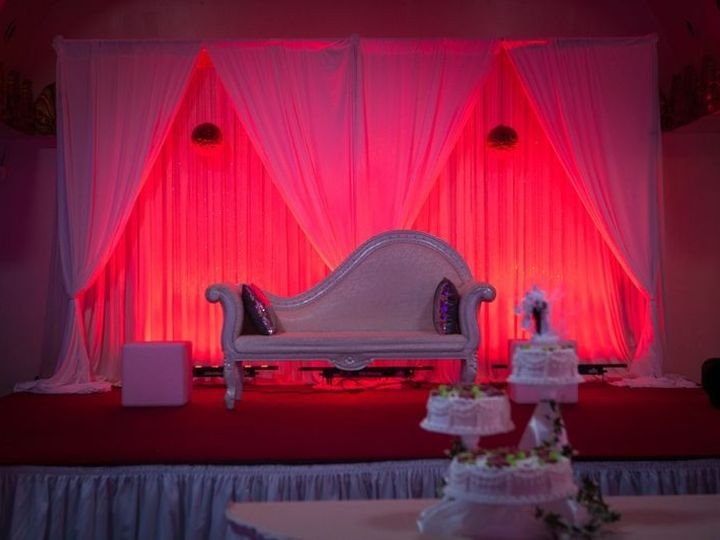 Tmx 1370542949560 Back Drop Maharaja Piscataway wedding dj