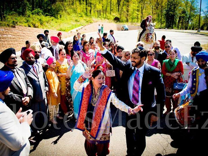Tmx 1370543710259 Baraat Pic Piscataway wedding dj